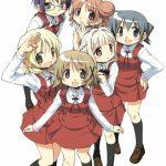 【ひだまりスケッチ】ニコ生でアニメ一挙放送決定!日程は5月5日から