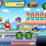 【クレヨンしんちゃん 炎のカスカベランナー】どんなアプリ!?早速プレイしてみた!