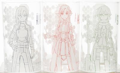 ソードアートオンライン(SAO),ロッテリアコラボ