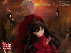 Fate:stay night 壁紙