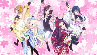 ハナヤマタのイベント「花彩よさこい祭 二組目」が開催決定