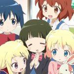 【きんモザ】2期アニメの放送日・放送局がついに公開!放送まであと少し