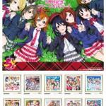 【ラブライブ】年末特番の放送が決定!5周年記念フレーム切手シートも発売!