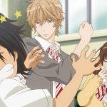 【オオカミ少女と黒王子】ニコ生・GYAOにてアニメ全12話を一挙放送!!