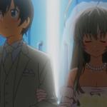 【OVA 這いよれ! ニャル子さんF】キービジュアル・アニメPVを公開!ウエディングドレス!?