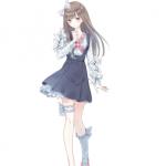 【スクールファンファーレ】声優・雨宮天担当キャラの曲を「animelo mix」で配信決定!