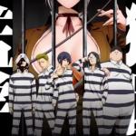 【監獄学園】規制解除ver.の5話~8話の一挙放送をニコ生にて実施決定!