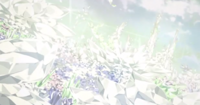ガラスの花と壊す世界