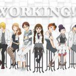 【WORKING!!】イベント「ワグナリア~夏の小感謝祭~」のビジュアル公開!