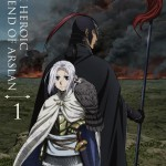 【アルスラーン戦記】Blu-ray&DVD発売記念ニコ生特番の放送が決定!
