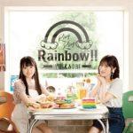 【ゆいかおり】新曲「Ring Ring Rainbow!!」発売記念ニコ生特番の放送が決定!