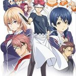 【食戟のソーマ】アニメ第2期「弍ノ皿」が2016年夏に放送決定!!