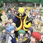【暗殺教室】TVアニメ第2期の放送日が2016年1月7日に決定!