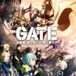【GATE】アニメ第2クールの放送が決定!放送時期は2016年1月に