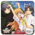 【Charlotte(シャーロット)×アニマックスCAFE】コラボを明日より実施!