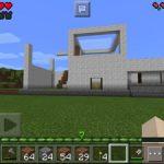 【マイクラPE】新拠点でついに家を作りました!!<プレイ日記#32>