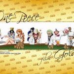 映画『ONE PIECE FILM GOL』公開記念で麦わらの一味が「TV Bros.」をジャック!