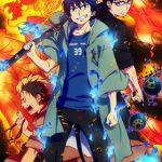 【青の祓魔師 京都不浄王篇】TVアニメ新シリーズが2017年に放送決定!PVなど公開