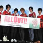【ALL OUT!!】アニメ第1話先行上映会のイベントレポート