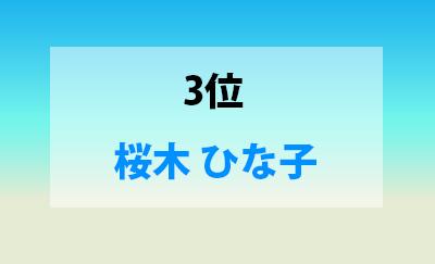 桜木ひな子