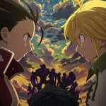 【七つの大罪】劇場版の公開&TVアニメ第2期の放送が決定!