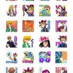 【遊戯王】LINEスタンプが新登場!「週刊少年ジャンプ」創刊50周年記念