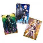 【Fate/Grand Orderウエハース】10月に発売決定!人気キャラを収録