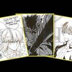 【劇場版 Fate/stay night [HF]】3週目の来場者特典が公開!ミニ色紙はファン必見