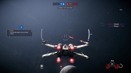 STAR WARS バトルフロントII ベータ