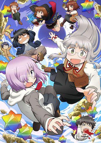 アニメ「Fate/Grand Order –MOONLIGHT/LOSTROOM-」