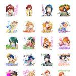 【Tokyo 7th シスターズ(ナナシス)】LINEスタンプが新登場!可愛いアイドル達が集結だ!