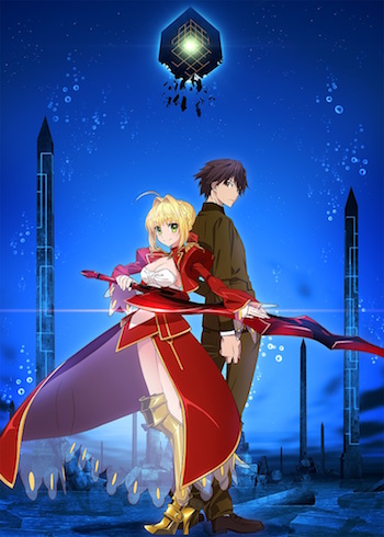 Fate/EXTRA Last Encoreアニメ放送記念キャンペーン