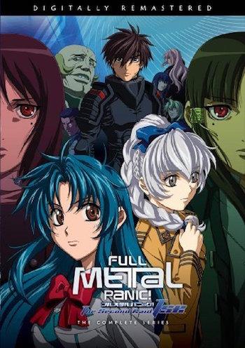 フルメタル・パニック 3期 OVA