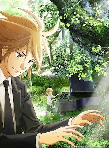 ピアノの森 声優