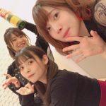 映画「中二病」本日公開!舞台挨拶時の内田真礼&上坂すみれ他の可愛い画像が公開!