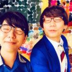 【花江夏樹】双子!?三四郎・小宮さんとの2ショット写真が似すぎてる・・・