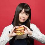 【竹達彩奈】ビッグマックベーコンについて判定!?食べる姿が可愛い