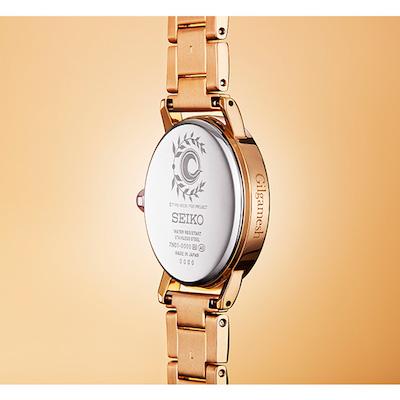 FGO時計「ギルガメッシュ」モデルの商品仕様