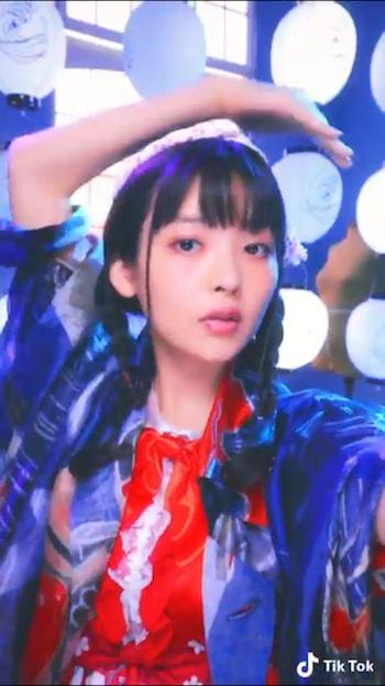 上坂すみれさんのTikTokでのキレキレダンス動画が可愛いすぎて話題に!?