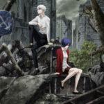 【東京グール re】2期が10月より放送決定!ティザービジュアルも公開に