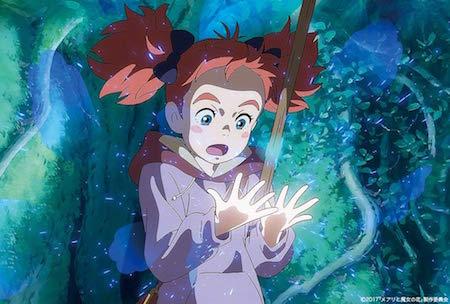 【メアリと魔女の花】金曜ロードショーにてテレビ初放送!魔法と冒険のファンタジー