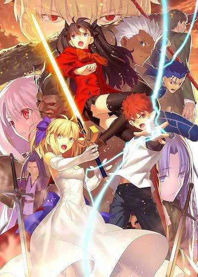 【Fate/stay night[UBW]】0話〜25話一挙放送が2週に渡って実施!再び聖杯戦争が始まる