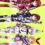 【ライフル・イズ・ビューティフル】TVアニメ化決定!射撃部の日常を描く