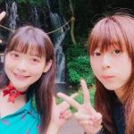 【上坂すみれ&水瀬いのり】二人で箱根旅行に!可愛いすぎる写真をUP