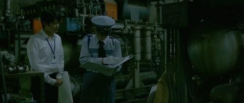 映画「クロノス・ジョウンターの伝説」の場面カット写真