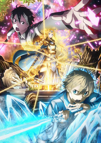 【SAO アリシゼーション】13話〜17話一挙放送&特番が配信決定!見逃した方必見