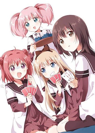 【ゆるゆり】OVA発表記念特番が本日配信!七森中☆ごらく部が出演