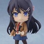 【青ブタ】桜島麻衣のねんどろいどを画像レビュー!バニー耳で可愛く?
