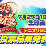 【新テニスの王子様】テニプリ20th記念人気投票結果発表特番が今夜放送!