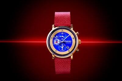 FGO×セイコーコラボ時計「宮本武蔵モデル」の商品概要